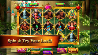 Wizard Of Wonderland Slots Free