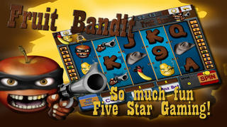 Fruit Bandit – Casino Slots Time Travel Adventure Free