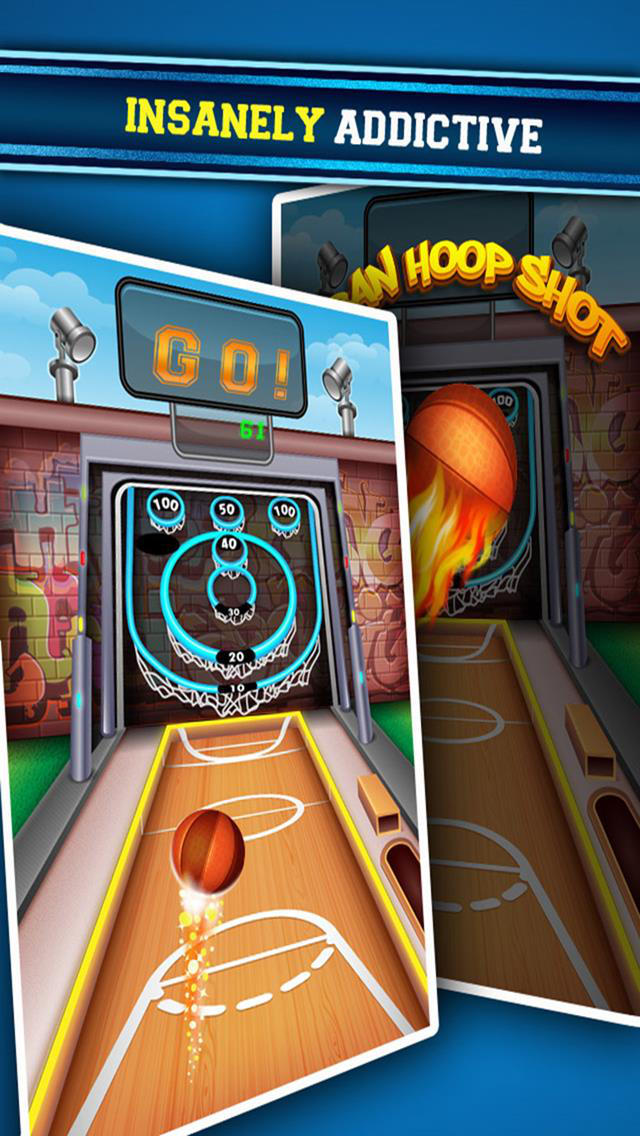 Urban Hoop Shot Basketball Free
