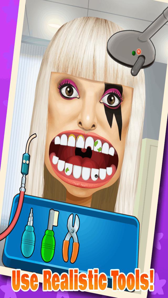 Celebrity Dentist Adventure – For Fans of Justin Bieber, Miley Cyrus, Rihanna & Lady Gaga
