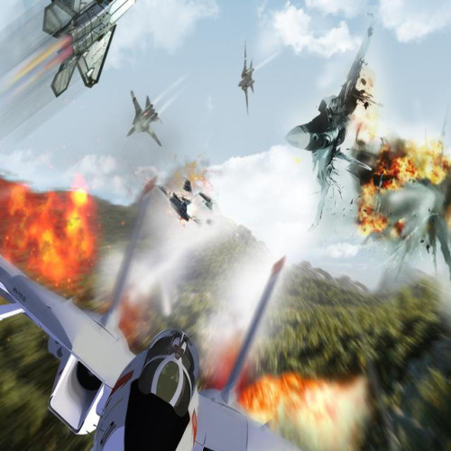 Air Combat Strike Free – Tactical Top Gun Force Edition